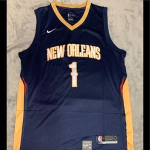 Zion Williamson #1 New Orleans Pelicans Jersey